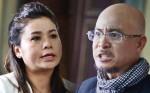 Vợ Bình Minh nói về vụ ly hôn ngàn tỷ của vua cà phê Trung Nguyên, sao Việt ùa vào bình luận