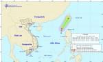 Áp thấp nhiệt đới trên biển Đông gây biển động mạnh