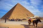 Có phải đây là cách người Ai Cập cổ đại xây dựng Kim tự tháp từ 4.500 năm trước?