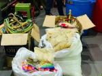 Thu giữ 10.000 quả bóng cười và dụng cụ hút shisha tại Hoàn Kiếm