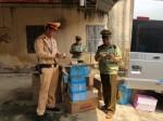 Bắt giữ gần 16.000 chiếc bánh dăm bông nhập lậu từ Trung Quốc
