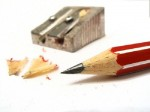 Đừng nghĩ gì cao xa, hãy tập sống như cây bút chì