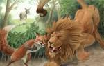 Từ chuyện sư tử và cáo: Muốn đời bình yên, cần sống tỉnh táo