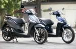 Bảng giá xe máy Piaggio Liberty mới nhất: Giá từ 48,5 triệu đồng