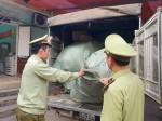 Tạm giữ 14 mặt hàng không rõ nguồn gốc nhập lậu