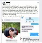 """Thông tin bất ngờ nữ trung tá Công an Thái Bình bị tố """"quỵt"""" tiền tài xế"""