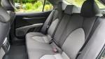Toyota Camry 2019 bị triệu hồi do lỗi dây đai an toàn