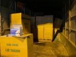 Hà Nội: Bắt giữ hơn 50.000 khẩu trang lậu trong đêm