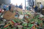 Tiêu hủy lượng lớn hàng hóa giả mạo, nhập lậu không đảm bảo chất lượng