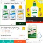 Sản phẩm rửa tay Green Cross không có công dụng diệt khuẩn?