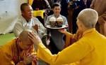 Chủ tịch Hoa Sen Lê Phước Vũ đã quy y Tam bảo