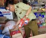 Hà Giang: Tạm giữ hơn 200 gói bột giặt có dấu hiệu giả mạo nhãn hiệu OMO