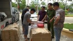 Lào Cai:Thu giữ hơn 2.000 đôi giày, dép không rõ nguồn gốc