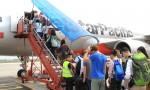 Vắng khách thừa ghế, giá vé máy bay lại rẻ bèo