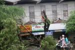 6 người ch.ết, 112 người bị thương do bão số 5