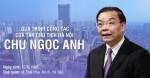 Chân dung tân Chủ tịch Hà Nội Chu Ngọc Anh