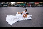 Giao Thanh tra vào cuộc vụ chụp ảnh cưới 'chăn gối' ở các nơi biểu tượng văn hoá