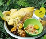 Chi tiết cách làm gà hấp muối sả ngọt lừ, thơm lừng, dai, giòn, ngon vô đối