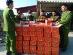 Nhập lậu hàng hóa: Thu gom lượng lớn Hồng quả sấy dẻo Trung Quốc về tiêu thụ dịp Tết