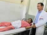 Bệnh nhân được bảo hiểm y tế chi trả số tiền