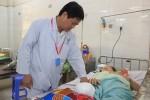 Hoại tử phải cắt cụt chân vì nghe lời người thân đắp lá sim chữa bệnh