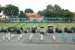 Quân đội khử khuẩn toàn Sài Gòn, quy mô lớn nhất từ trước đến nay