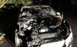 Bắt đối tượng đốt ô tô sếp của vợ vì ghen tuông