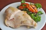 Suýt mất mạng vì ăn ức gà giảm cân, chuyên gia chỉ rõ 3 tác hại đáng sợ do ăn ức gà sai cách