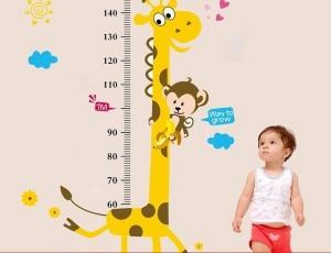 3 yếu tố giúp tăng chiều cao cho trẻ