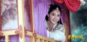 Yoona (SNSD) nhận mưa gạch đá khi xuất hiện trong phim cổ trang