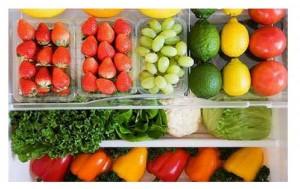 Chiêu phân loại thực phẩm để tủ lạnh không thành ổ vi khuẩn