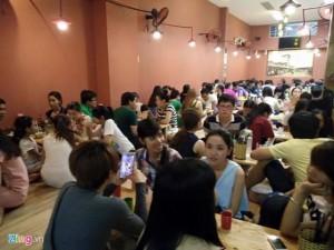 Nở rộ kinh doanh mì cay 7 cấp độ ở Sài Gòn