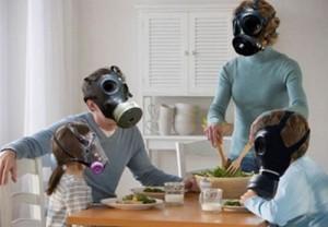 9 nguồn gây ô nhiễm phổ biến trong nhà