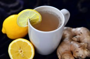 Da đẹp, dáng chuẩn với công thức uống trà detox