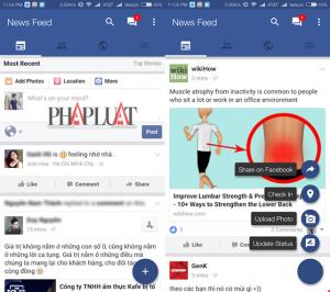 Độc chiêu tiết kiệm pin và 3G khi sử dụng Facebook