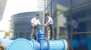 TP.HCM: Nhiều quận sẽ bị thiếu nước sạch trong đầu tháng 7