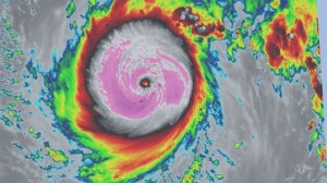 Tin mới nhất về siêu bão Nepartak