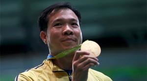 Giành HCV Olympic, Hoàng Xuân Vinh được thưởng bao nhiêu tiền?