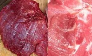 Hướng dẫn phân biệt thịt trâu và thịt bò