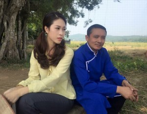 Chân dài 1,8m khiến Quang Tèo