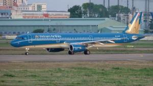 Vietnam Airlines ưu đãi 20% giá vé trên một số đường bay Châu Á
