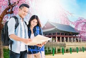 Tháng 12, giao dịch tài khoản ACB được du lịch Hàn Quốc, Singapore