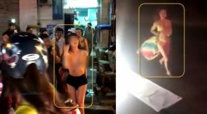 Cô gái Sài Gòn cởi đồ, thiếu nữ Bắc Ninh mặc bikini mừng U23 Việt Nam vào bán kết
