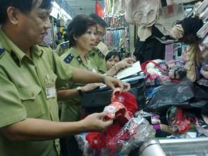 Hà Nội: Mạnh tay truy quét hàng giả, hàng kém chất lượng dịp Tết Nguyên đán