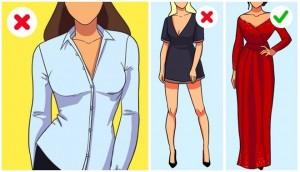 Những lỗi sai khi phối trang phục khiến bạn kém sang