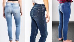Cách chọn quần jeans chuẩn nhất vừa vặn mà không cần thử đồ
