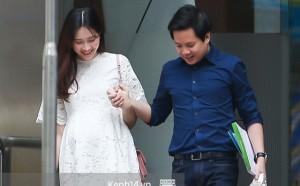 Hoa hậu Đặng Thu Thảo đã hạ sinh con đầu lòng