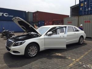 Lộ diện chủ nhân của siêu xe Maybach S600 Pullman 12,98 tỷ mới cập cảng VN