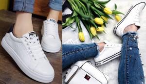 """Những bí kíp giúp làm sạch giày mà các """"tín đồ"""" sneaker trắng cần biết"""