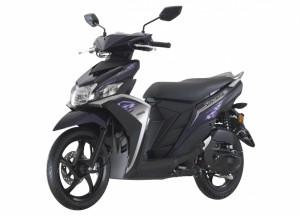 Xe tay ga giá hơn 31 triệu đồng của Yamaha ra 3 màu mới 'đẹp long lanh'